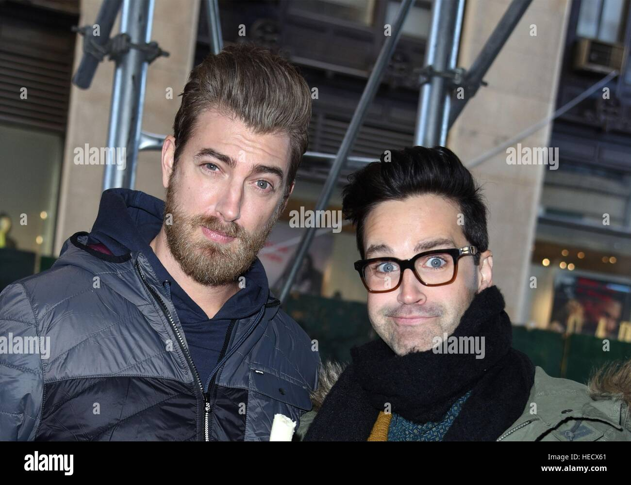Rhett and link dating advice
