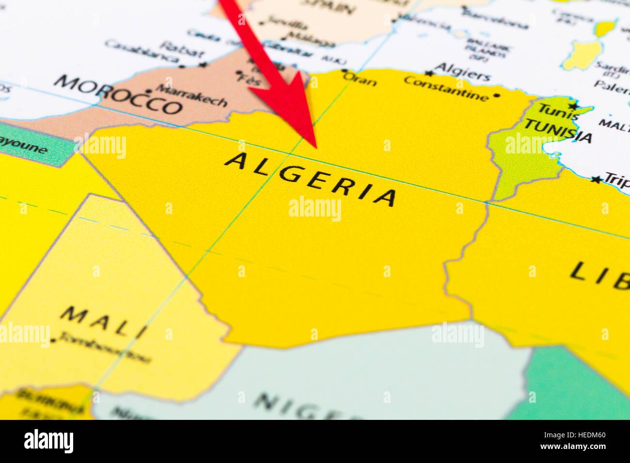 algeria country map stock photos u0026 algeria country map stock