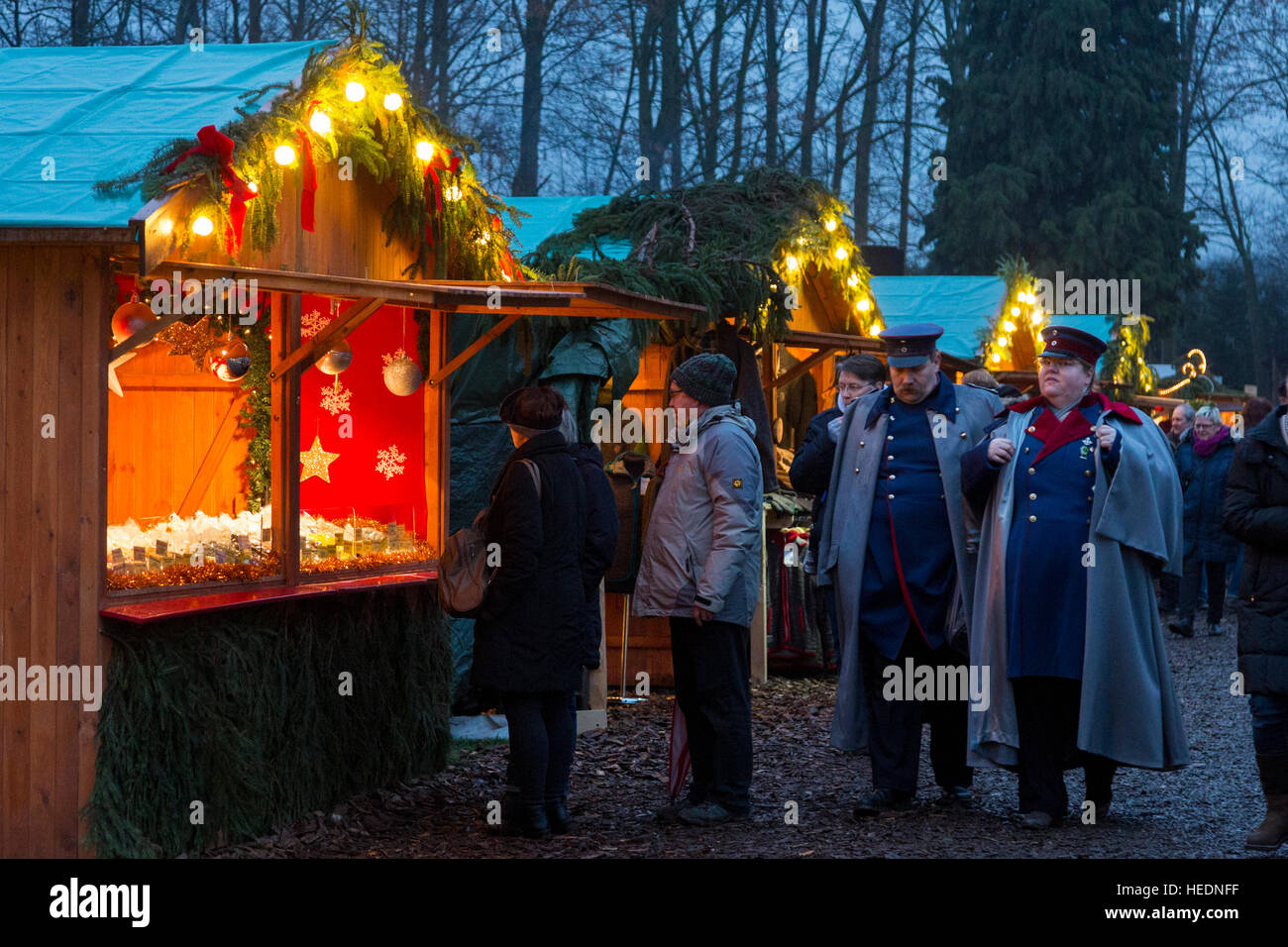 17 december 2016 thousands attend the traditional christmas market at moated castle schloss merode in langerwehe merode north - Traditional Castle 2016