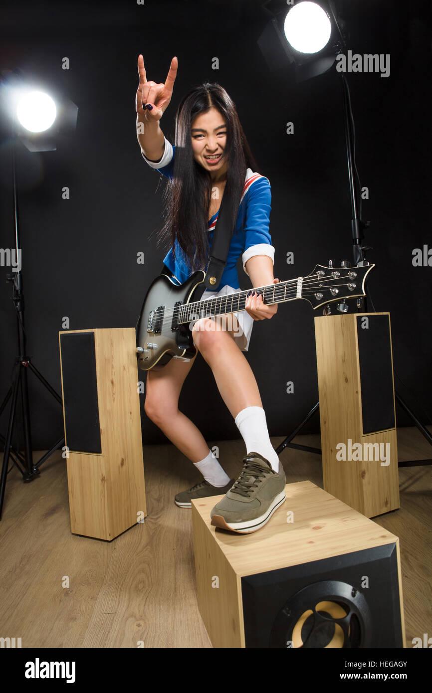 Asian Rock Stars