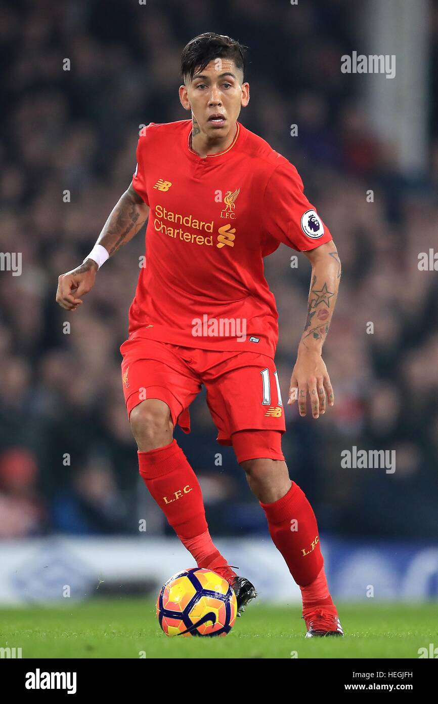 Roberto Firmino Liverpool Stock Royalty Free Image