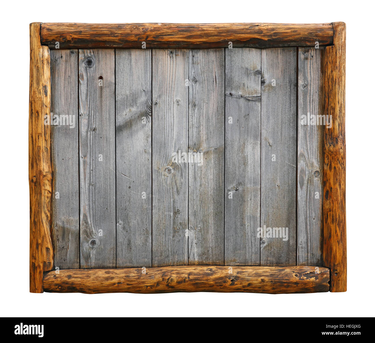 Rustic Wood Boards ~ Old vintage wooden grunge gray aged rustic planks bulletin