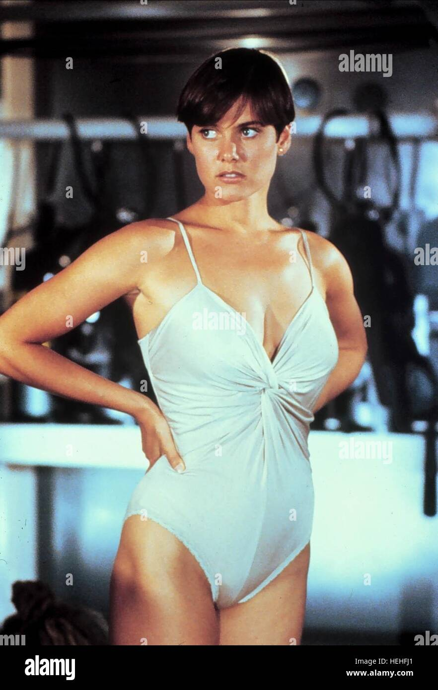 CAREY LOWELL JAMES BOND: LICENCE TO KILL (1989 Stock Photo ...