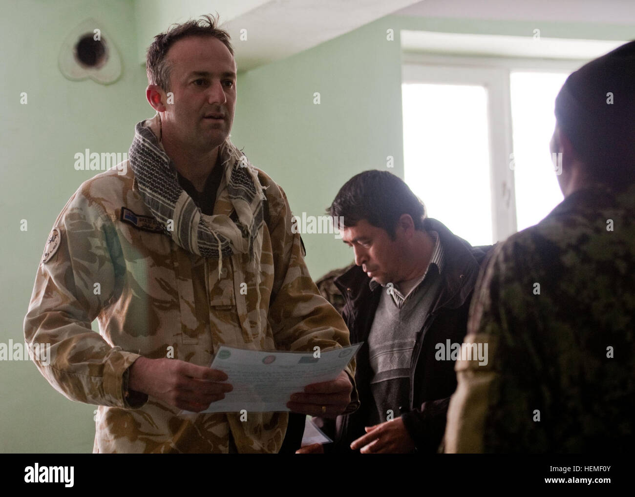 bamyan province army lt col sholto  bamyan province army lt col sholto stephens the commanding officer for the military component of the nz provincial