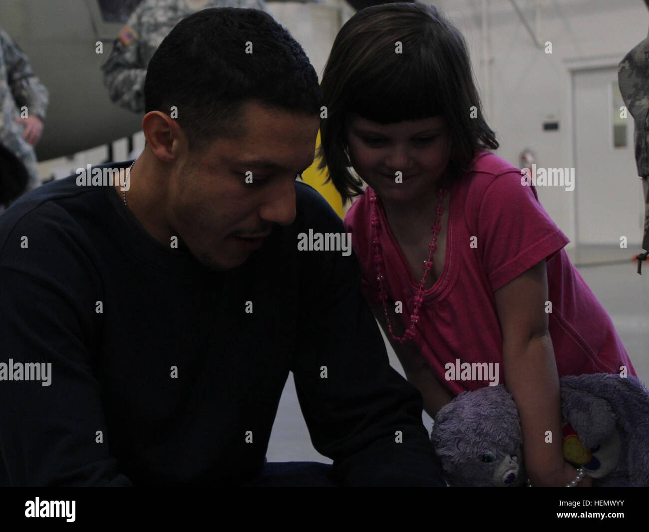 Theo rossi from the show sons of anarchy interacts with emma grim theo rossi from the show sons of anarchy interacts with emma grim 8 during a meet and greet session at one of the 1st air cavalry brigades hangars kristyandbryce Choice Image