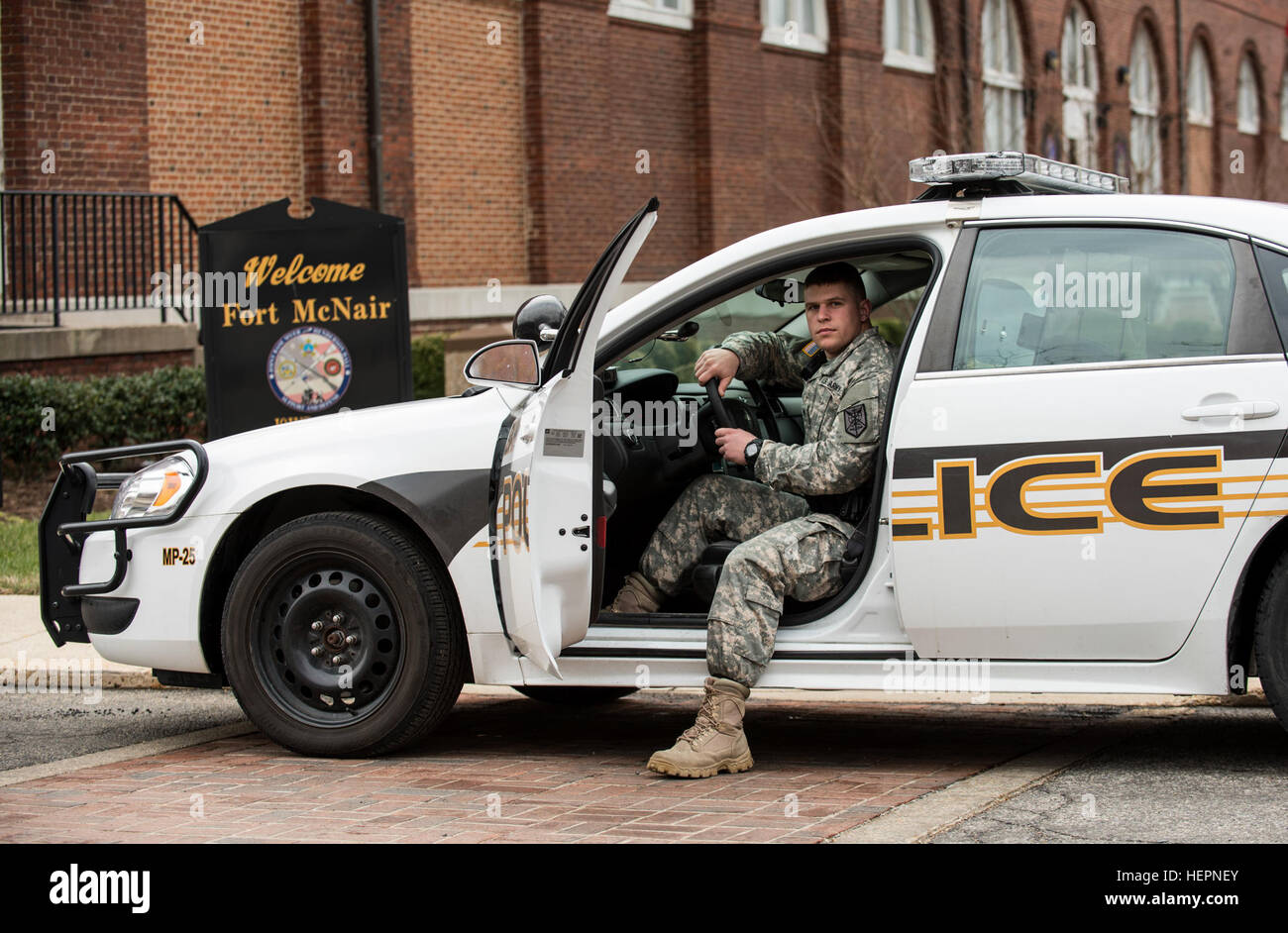 Spc. Anthony Petry, U.S. Army Reserve military police Soldier from ...