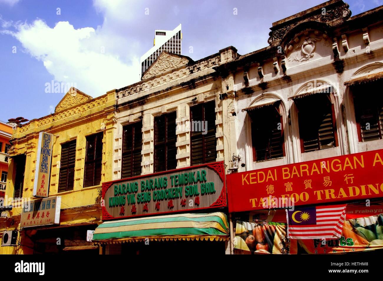 Kuala Lumpur Malaysia December 23 2007 Classic