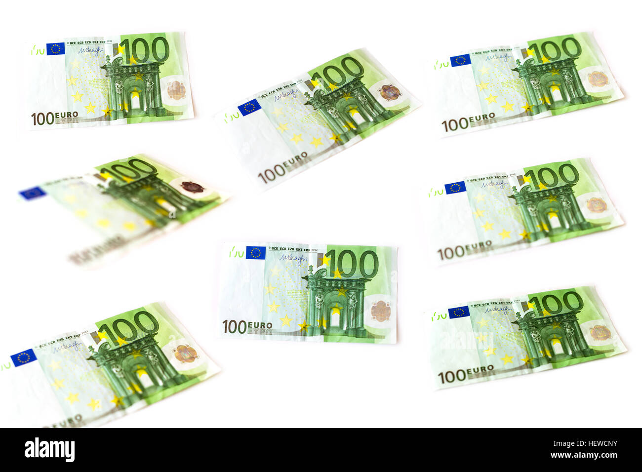 Set 100 euro banknotes are in denominations of hundred euros symbol set 100 euro banknotes are in denominations of hundred euros symbol of european currency to wealth and investment money of european union buycottarizona Image collections