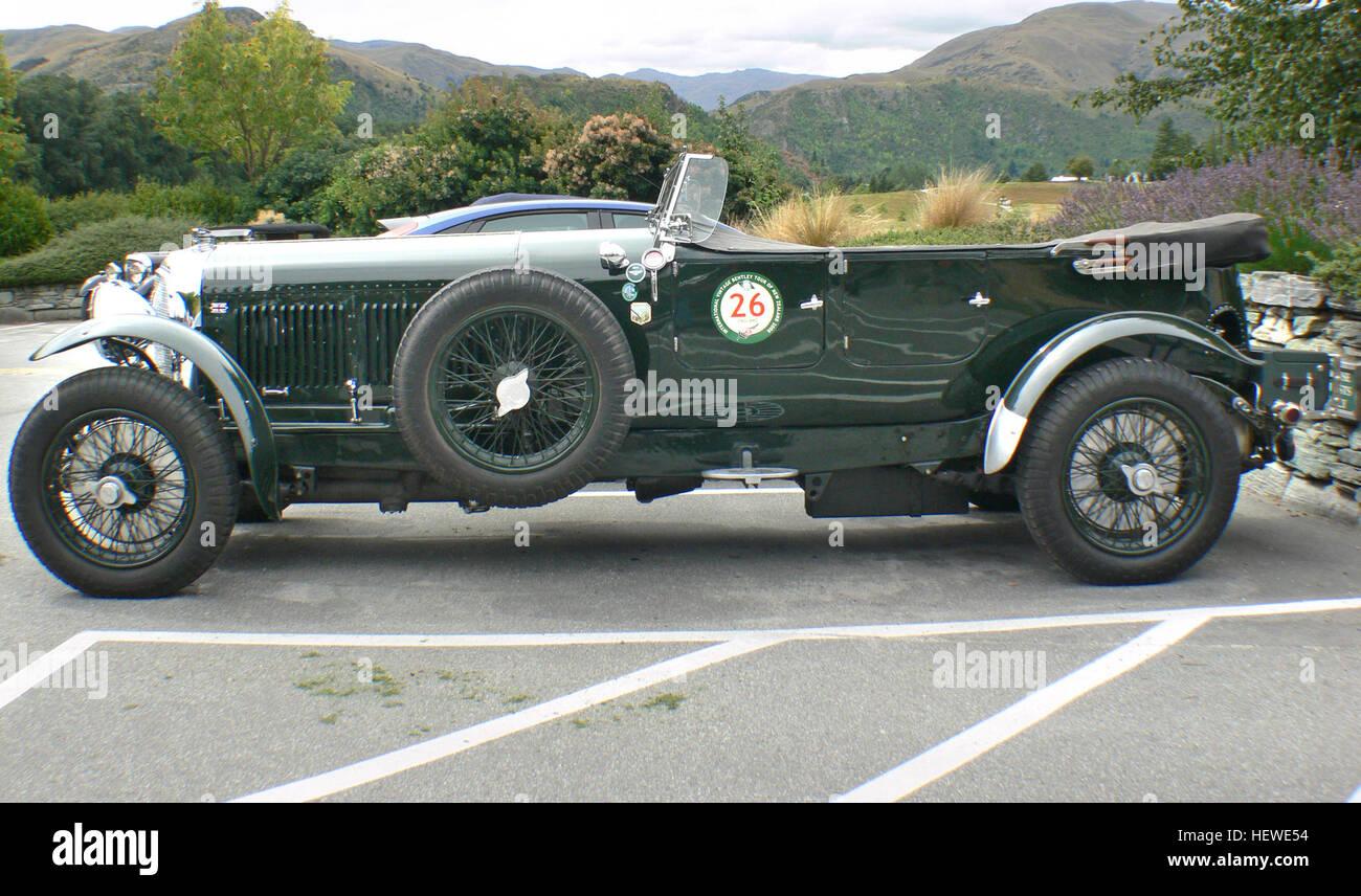 Ication Bentley Speed SixBridge CameraBritish Classic - Sports cars international