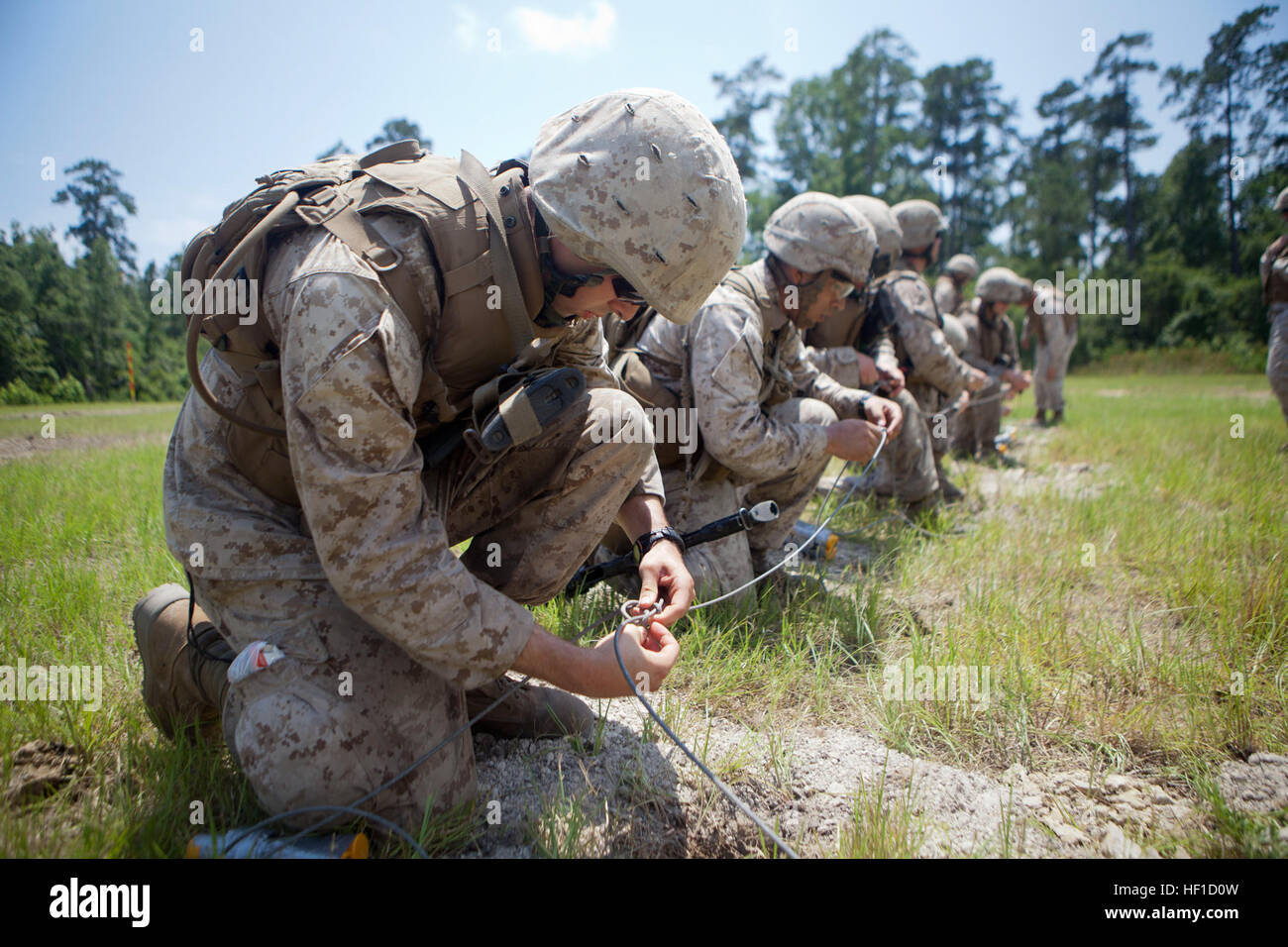 Where Do Combat Engineers Get Stationed
