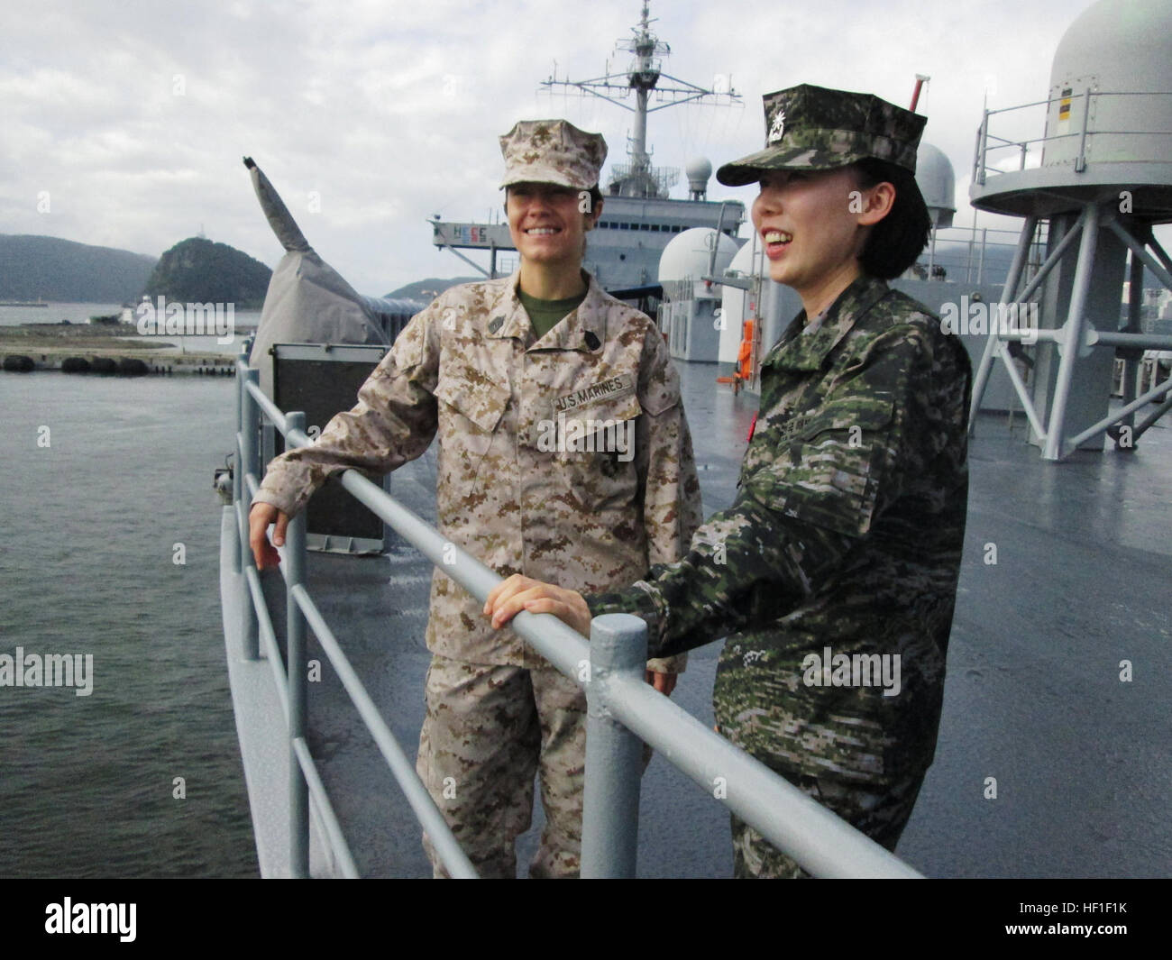 marine intelligence