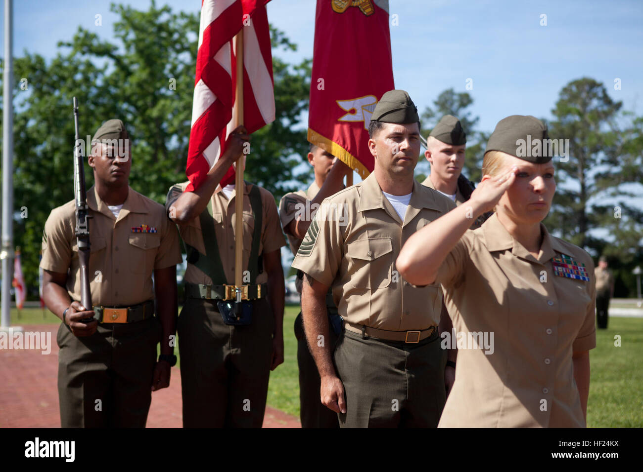 U.s. Marine Corps Staff Sgt. Jessica Speitel, Right, Imagery ...