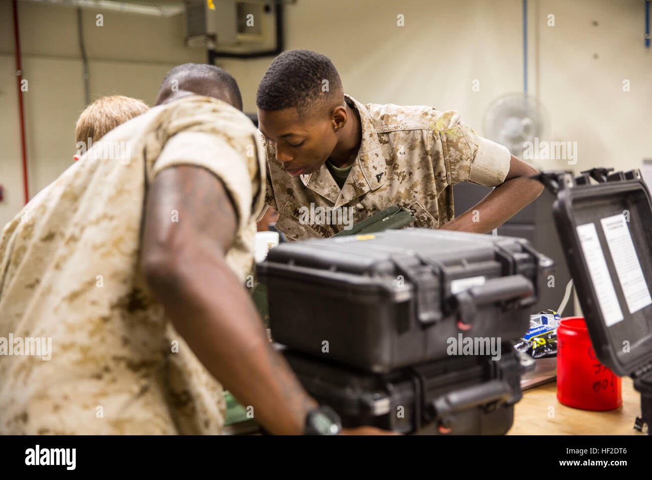 lance cpl james williams a decatur ga native and warehouse lance cpl james williams a decatur ga native and warehouse clerk sp magtf africa 14 conducts a gear inspection a team leader prior to issuing