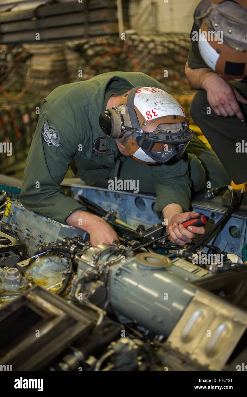 u s  marine corps  sgt  shaun staab  aviation mechanic  and lance stock photo  royalty free