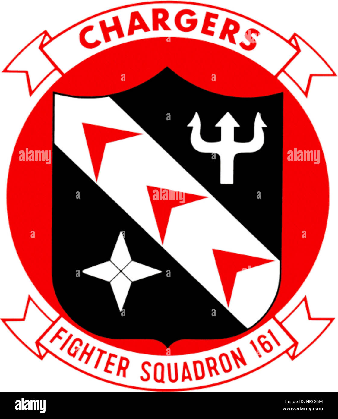 Fighter squadron 161 us navy insignia c1967 stock photo royalty fighter squadron 161 us navy insignia c1967 biocorpaavc