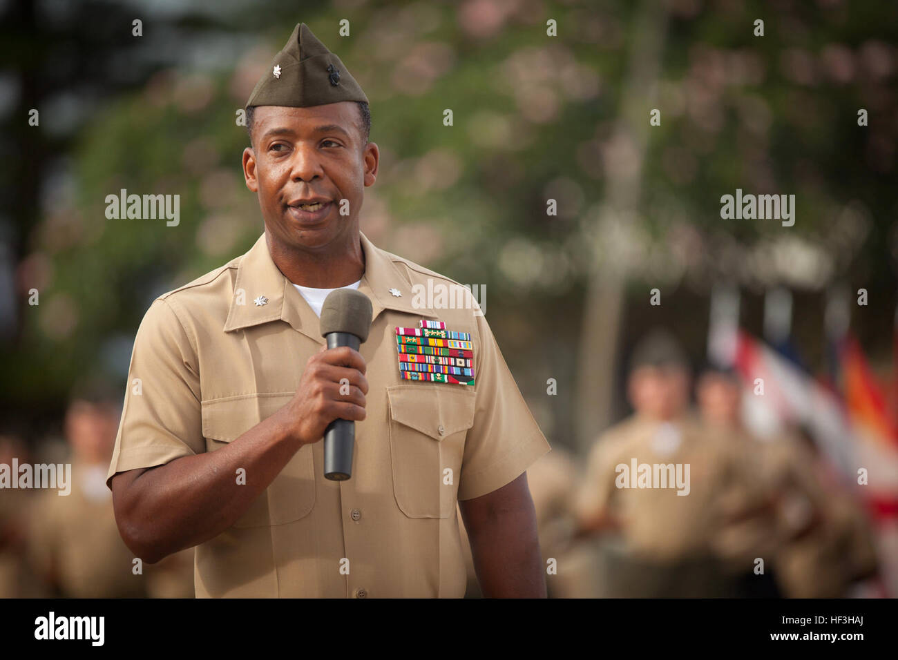 U S Marine Corps Lt Col Michael L Brooks Marine Corps Base