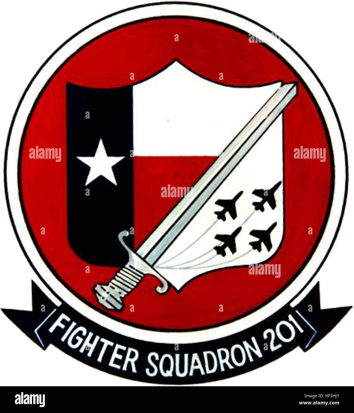 Fighter squadron 201 us navy insignia c1990 stock photo royalty fighter squadron 201 us navy insignia c1990 biocorpaavc