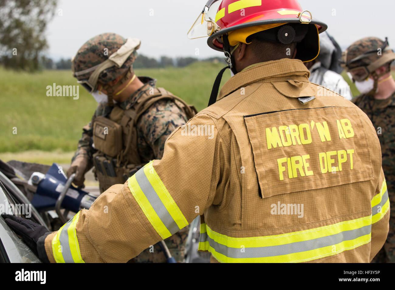 marine corps firefighter