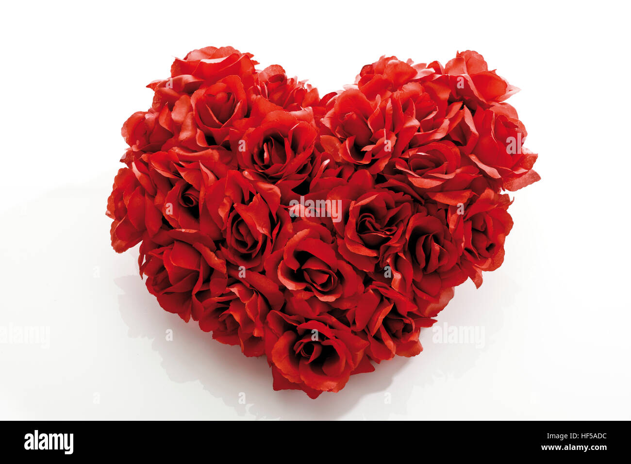 Red rose heart symbol of love stock photo 129810392 alamy red rose heart symbol of love buycottarizona