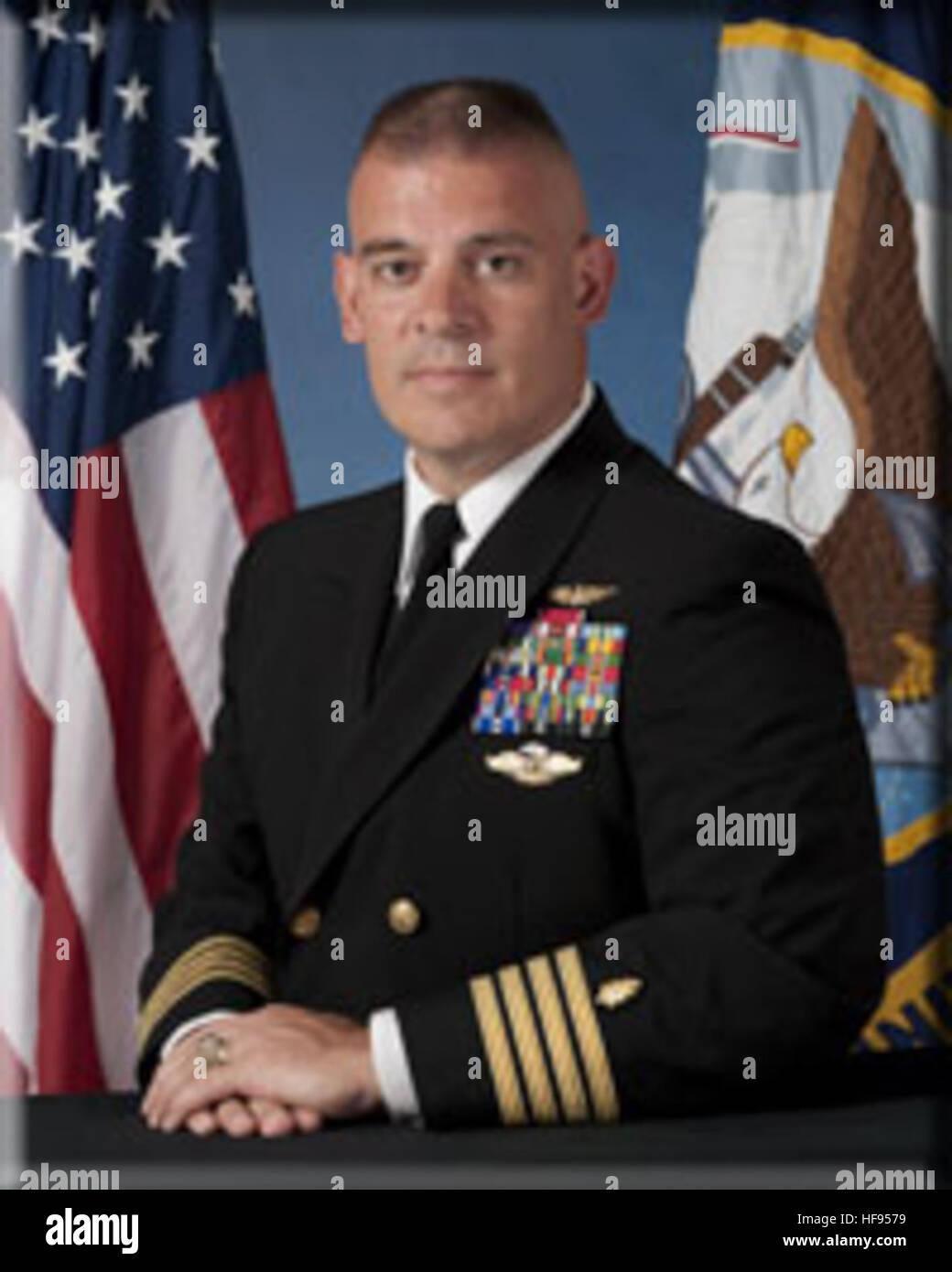 Executive Officer CAPT James L. Hancock Stock Photo: 129894109 - Alamy