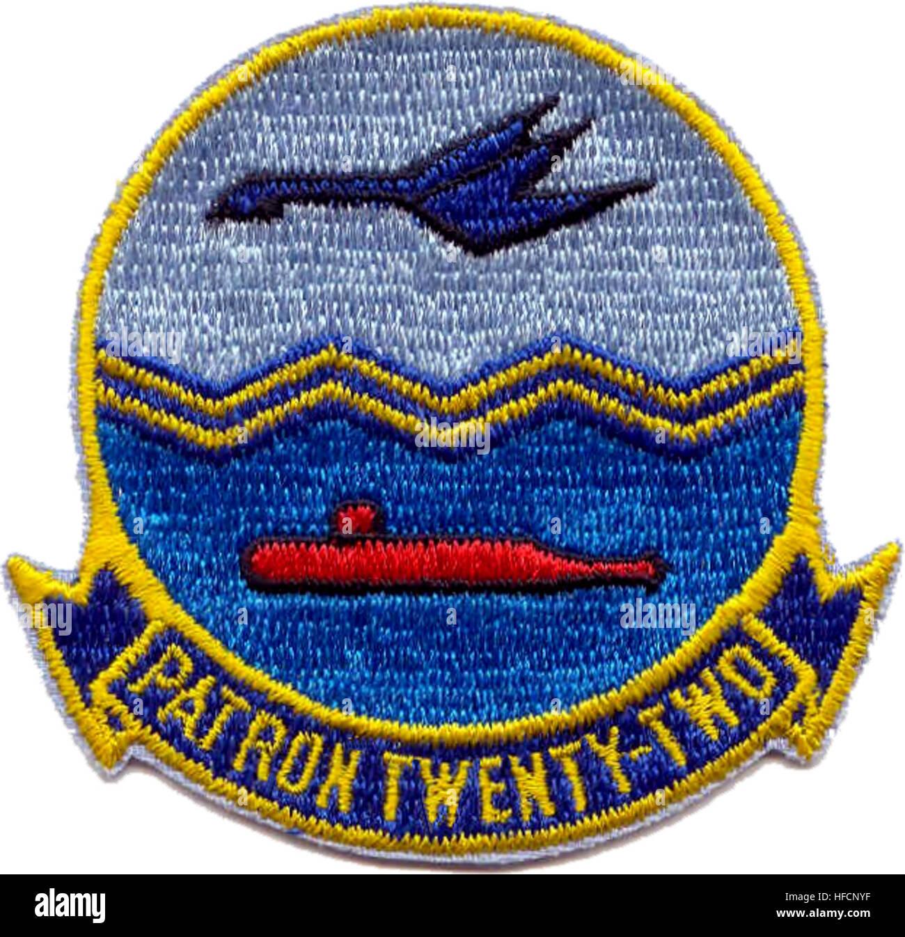 Patrol squadron 22 us navy insignia 1964 stock photo royalty patrol squadron 22 us navy insignia 1964 biocorpaavc