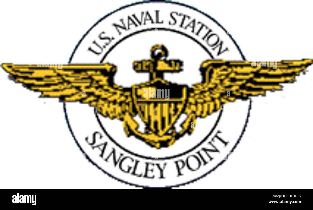 Us naval station sangley point insignia stock photo 129989960 alamy us naval station sangley point insignia biocorpaavc