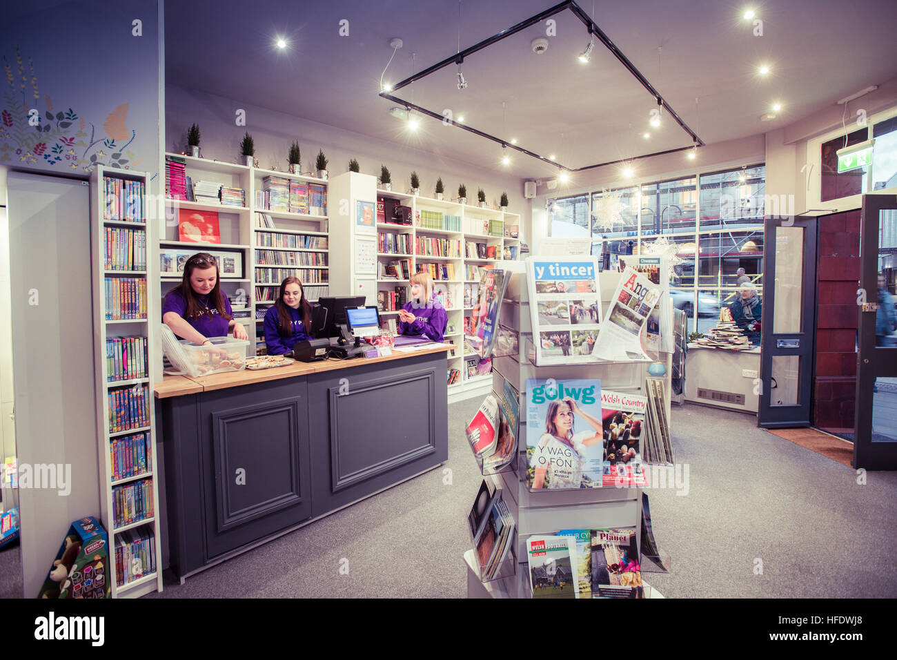 Siop y Pethe, small independent welsh language bookshop and gift ...
