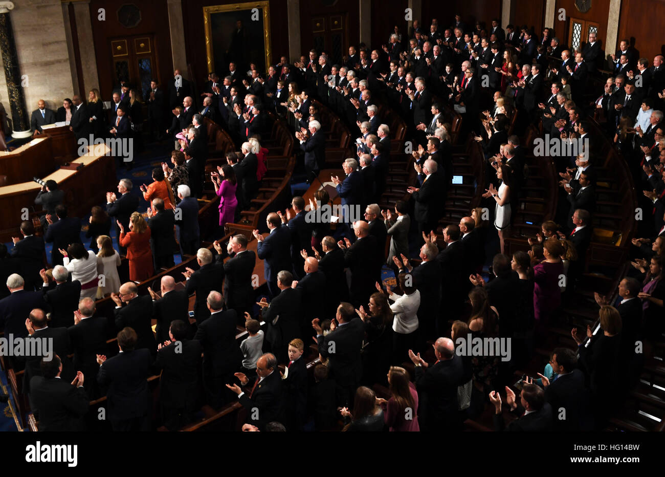 washington, usa. 3rd jan, 2017. members of the house of stock