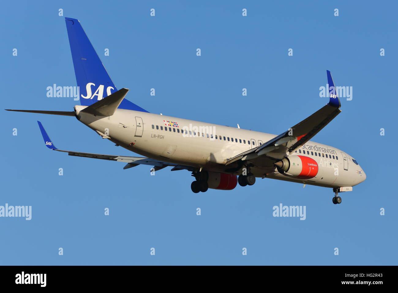 scandinavian airline research paper