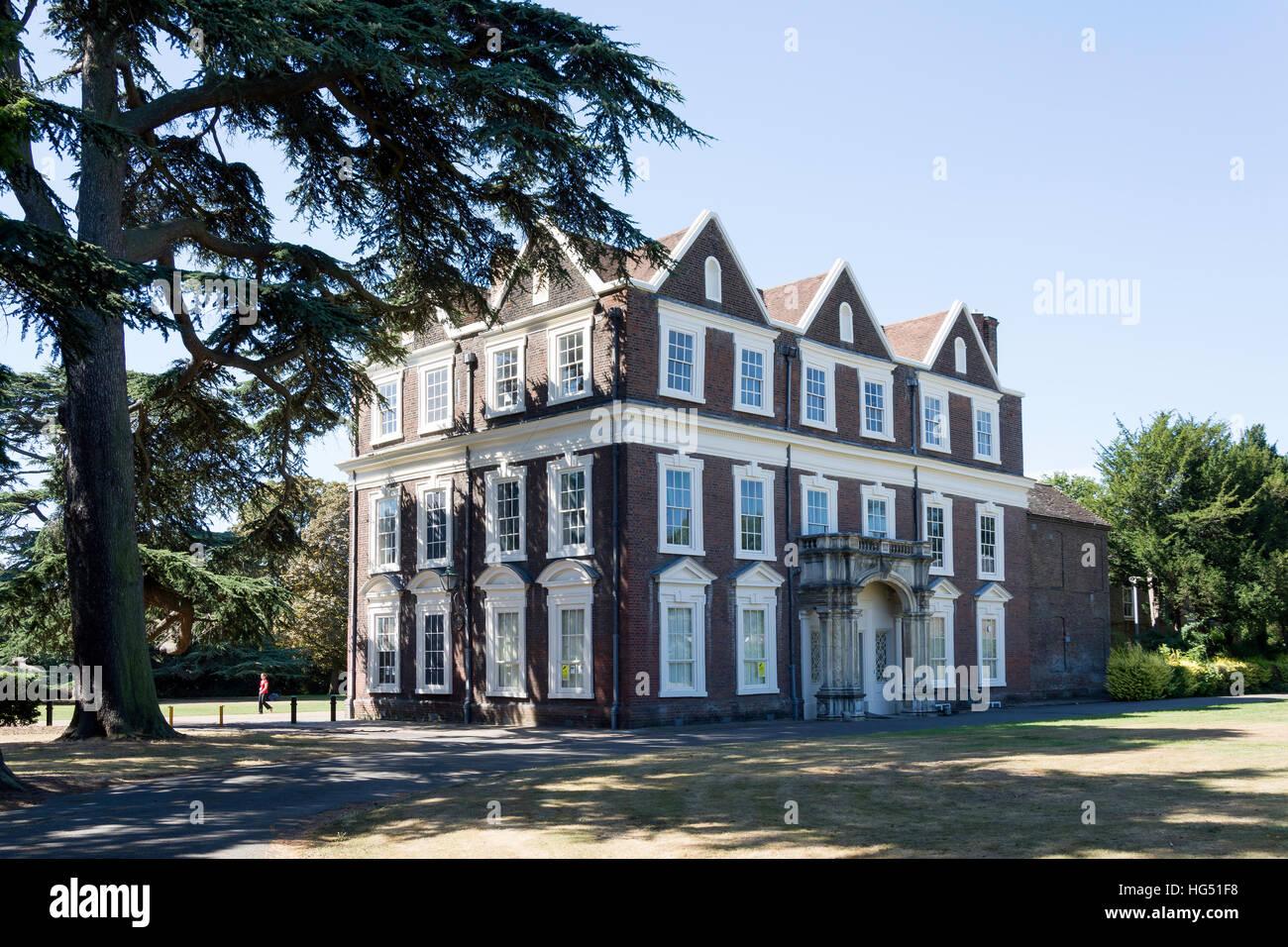 Boston Manor House Park Brentford London Borough Of Hounslow Greater