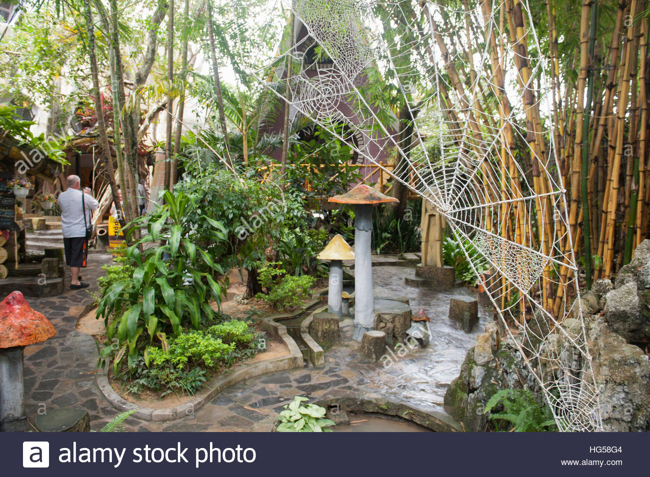 Delighted Crazy House Garden City Images - Landscaping Ideas for ...