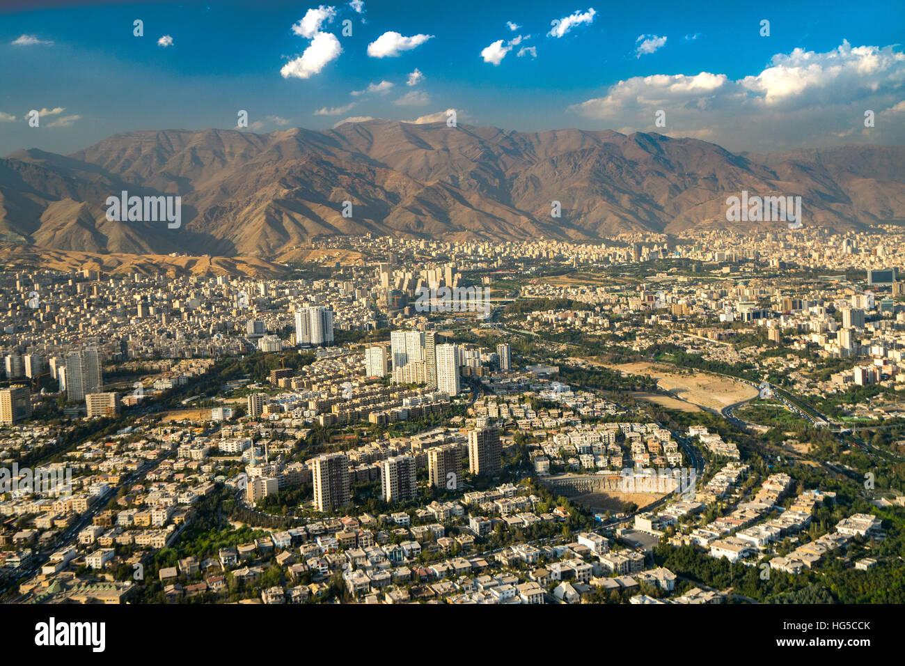 Alborz Mountains Tehran Iran Stock Photos Alborz Mountains