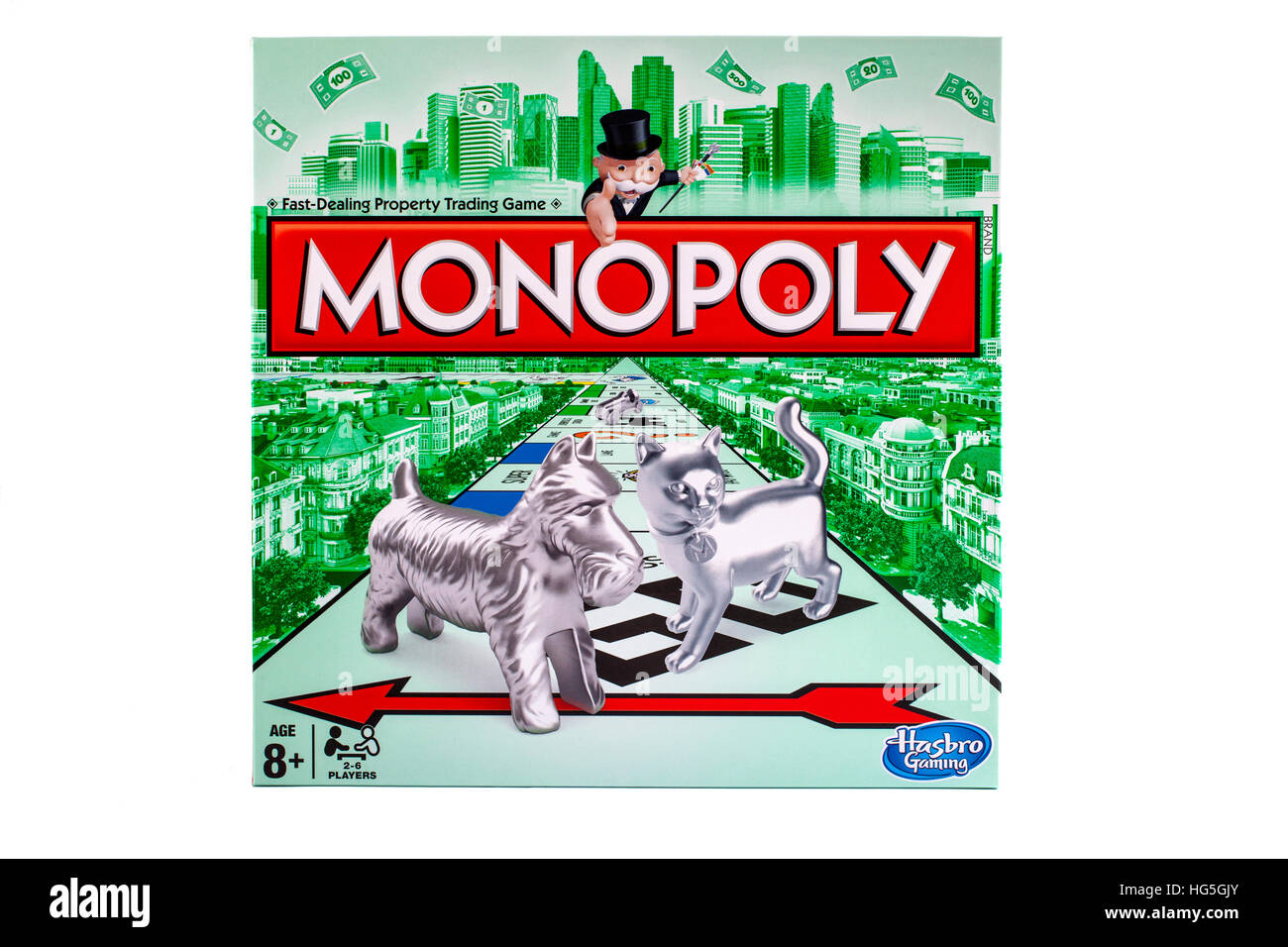 Crib boards for sale uk - London Uk October 15th 2015 The Box For The Classic Monopoly Board Game