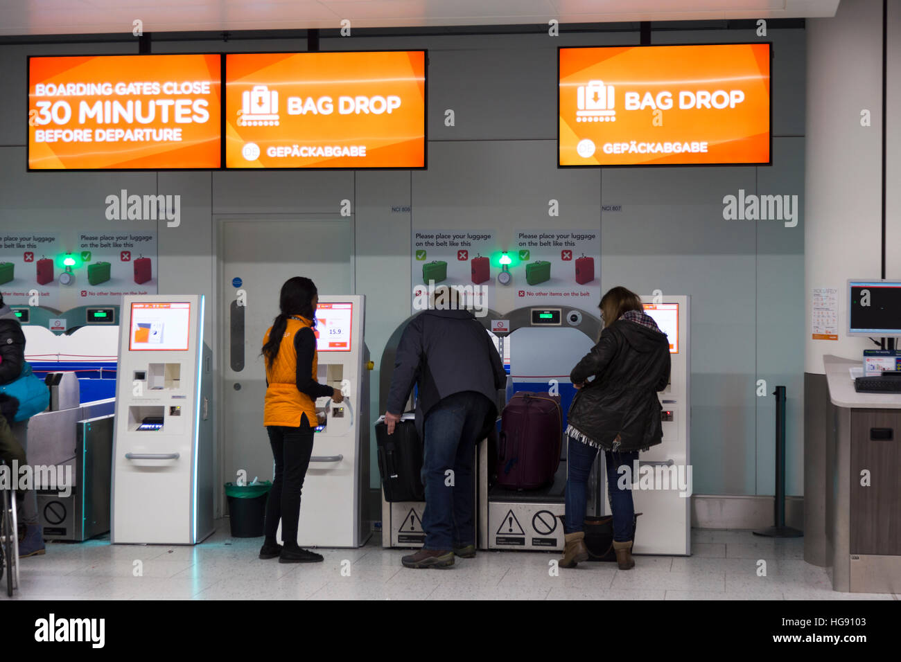 check in easyjet gatwick to milan - photo#5