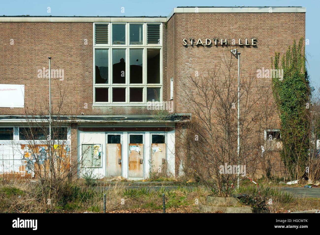 Architekt Düren deutschland nrw düren ehemalige stadthalle in der bismarckstraße