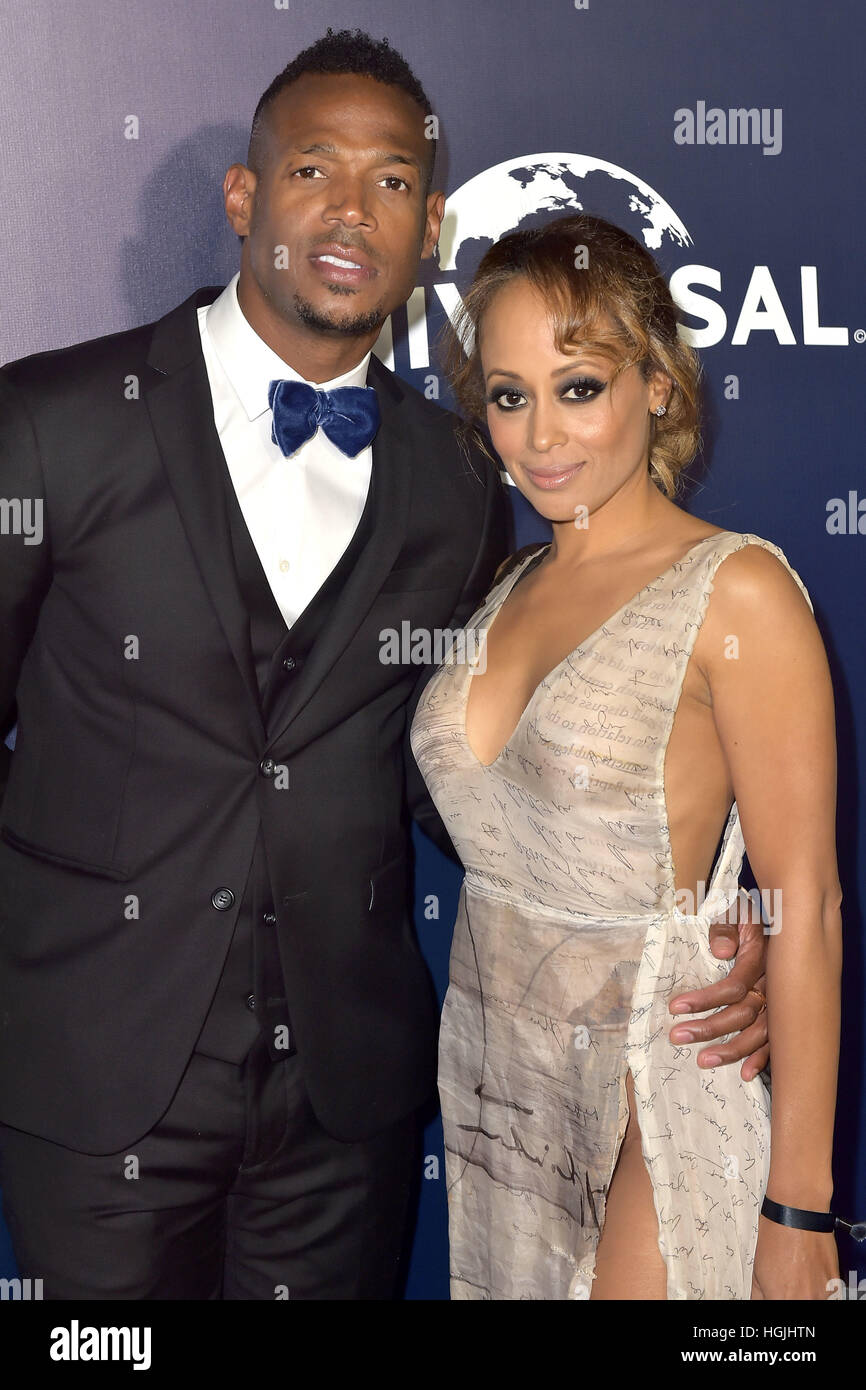 The gallery for --> Marlon Wayans And Angelica Zackary
