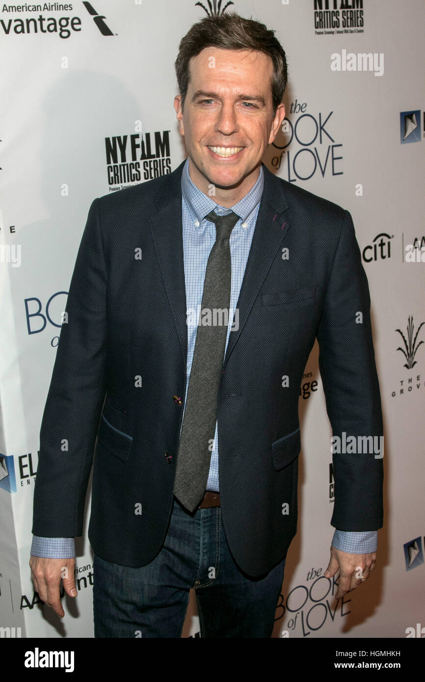 Los Angeles, Us. 11th Jan, 2017. Ed Helms arrives at the ...
