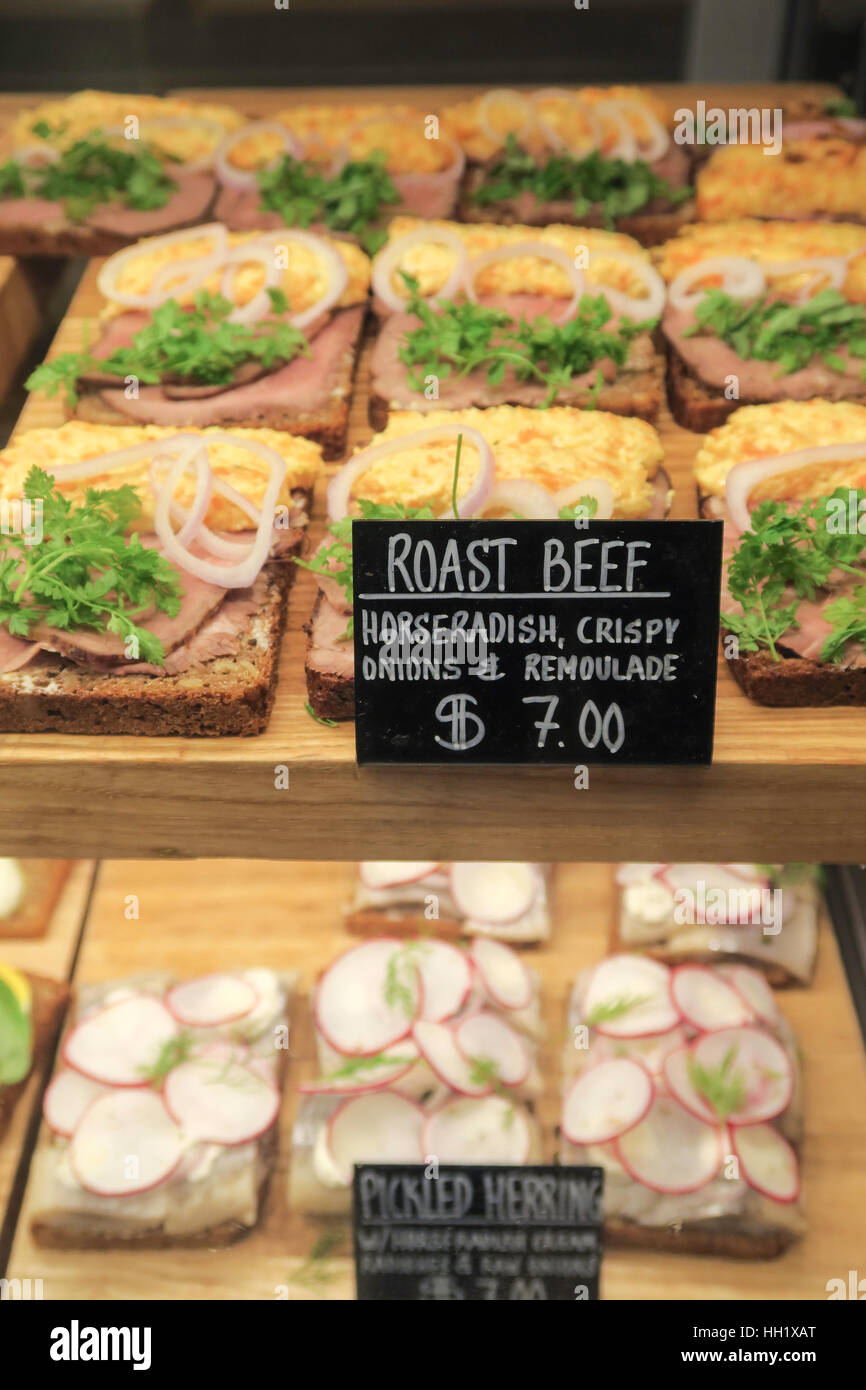 Great Northern Food Hall great northern food hall, grand central terminal, nyc, usa stock