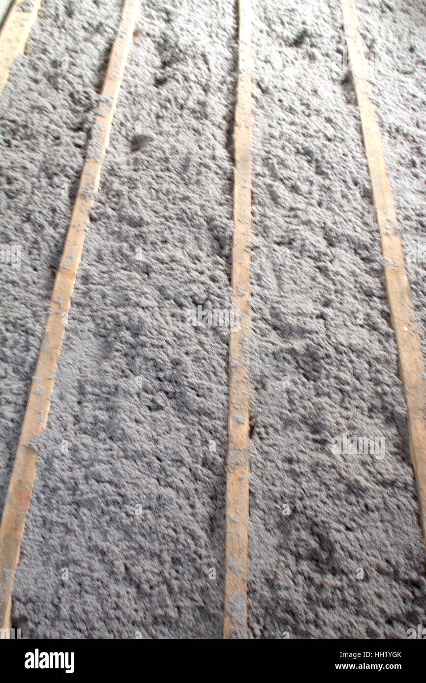 Eco friendly cellulose insulation made from recycled paper for Eco friendly house insulation