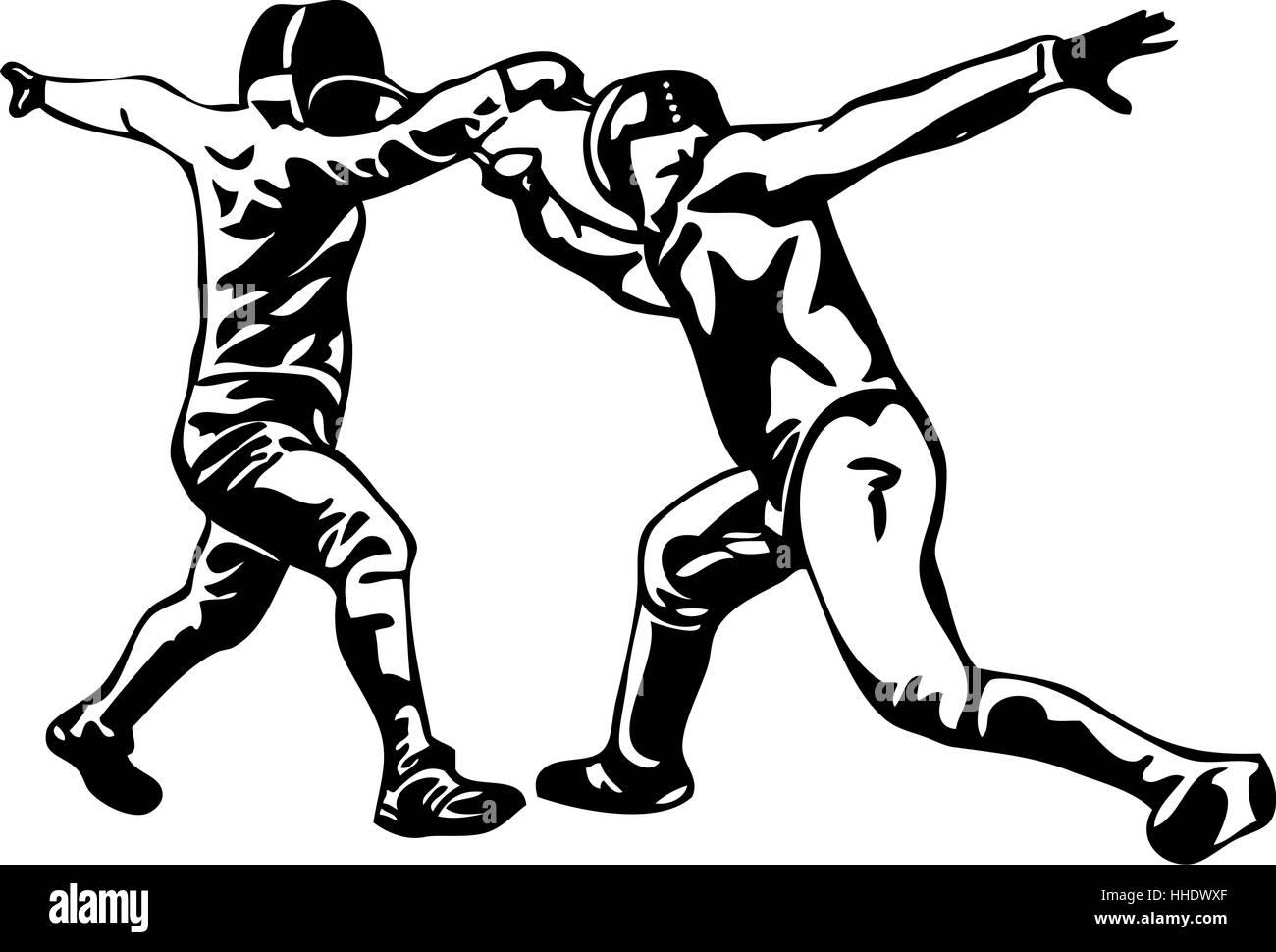 sport, sports, colour, illustration, paint, draw, cartoon, humans ...