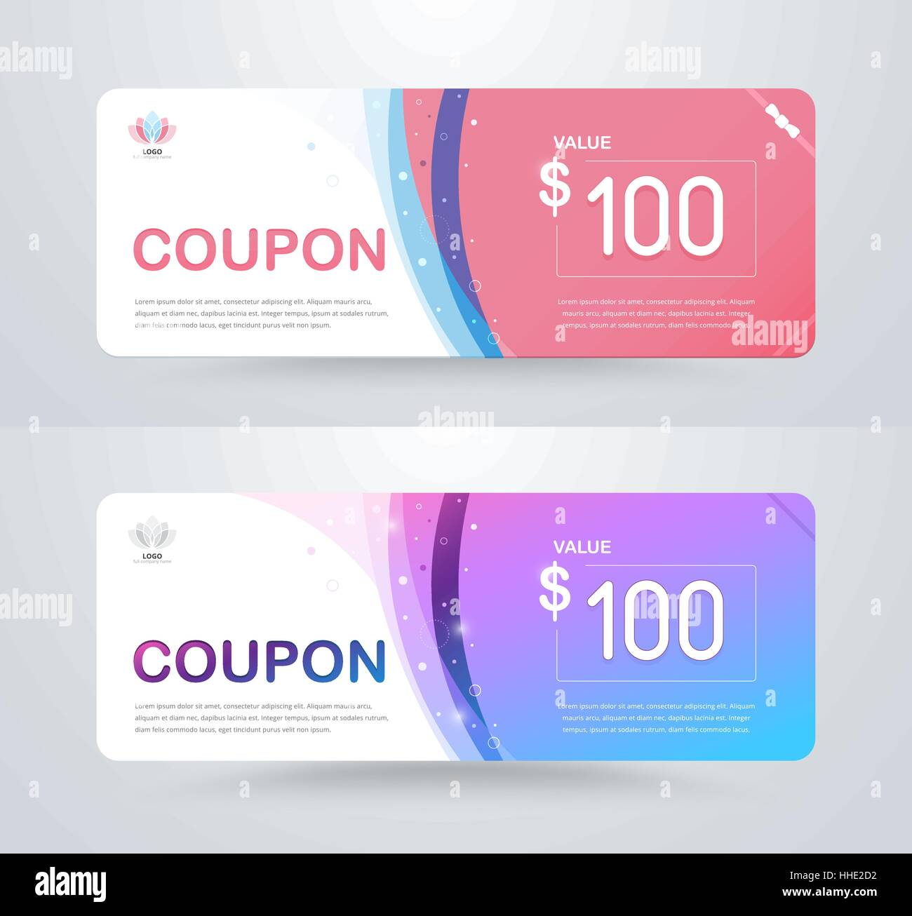 Gift voucher card template design for special time Best of – Voucher Card Template