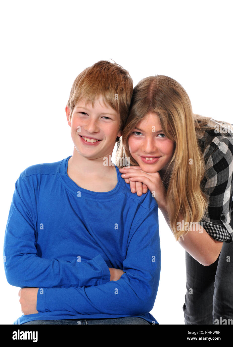 youngster girls Stock Photo - teenager, boy, lad, male youngster, young, younger, girl,  girls, child
