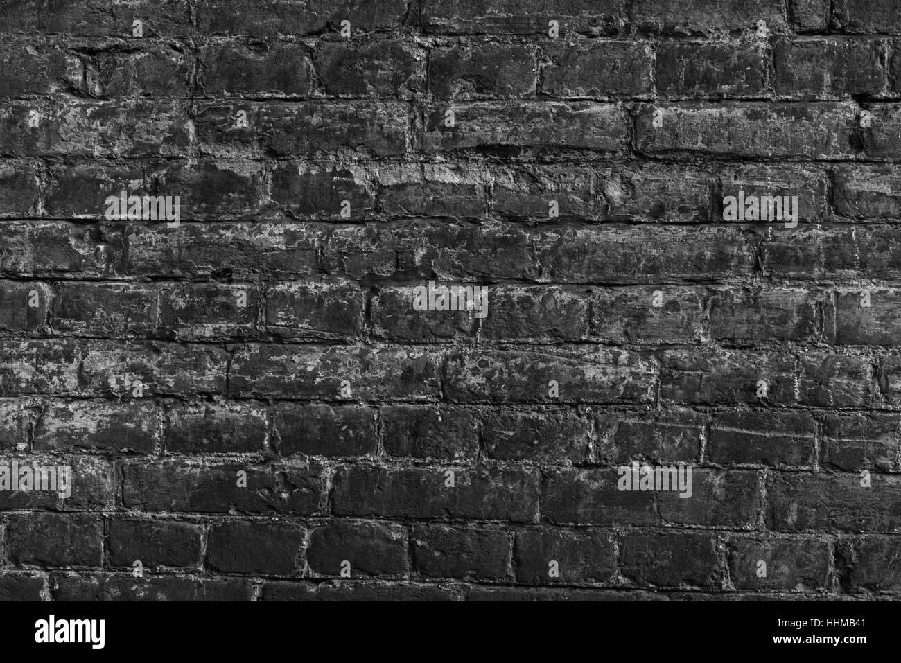 black stone wall texture. Dark Brick Wall Texture. Grunge Stone Background For Your Design Black Texture