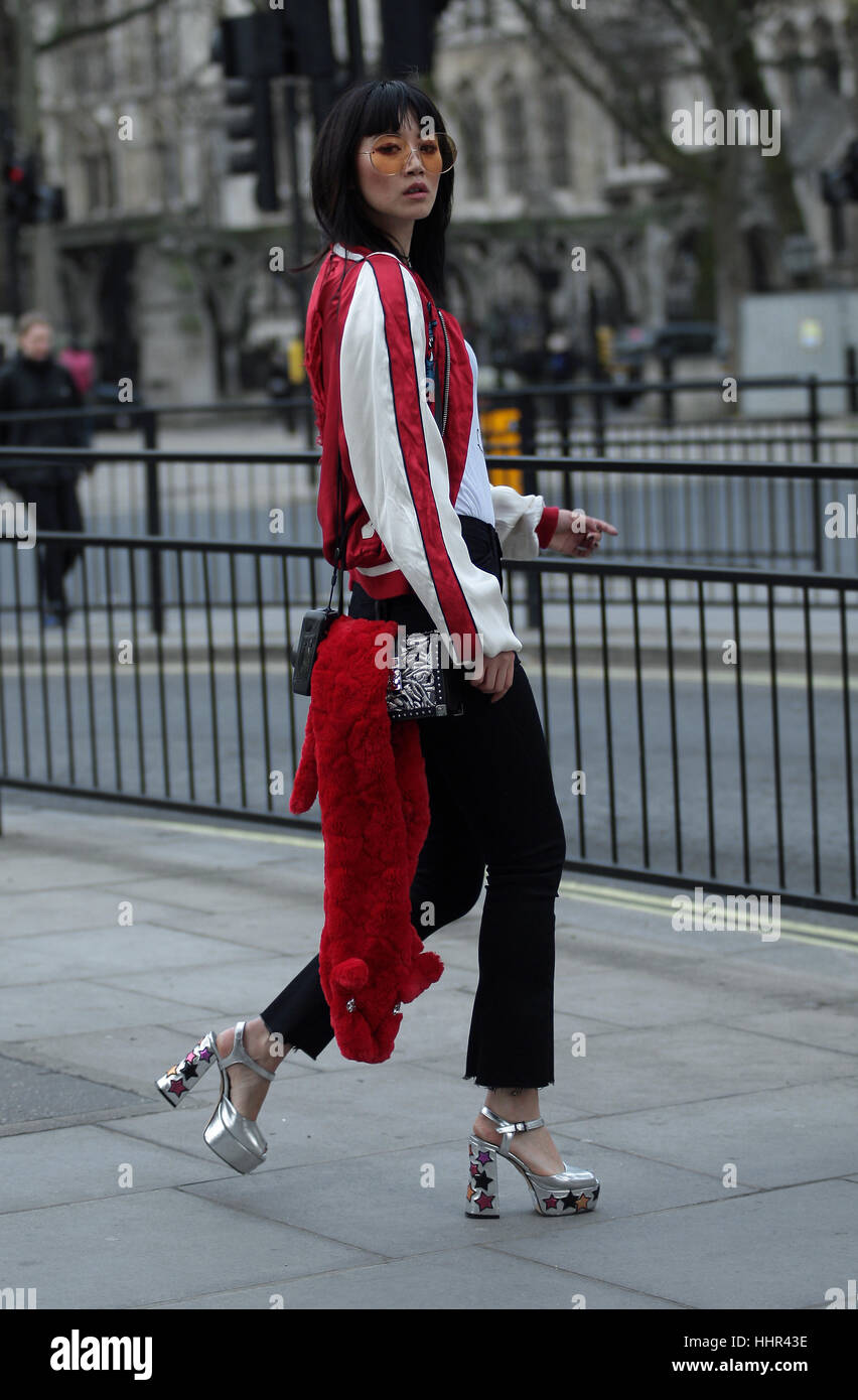 Street Style From Day One Of London Fashion Week Men 39 S On