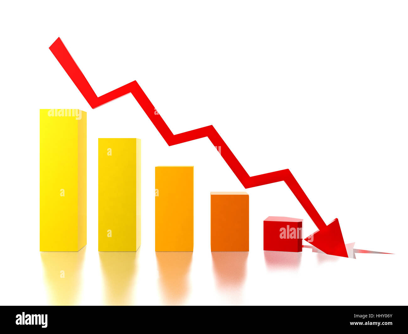 Bar chart low index stock photo royalty free image 131514627 alamy bar chart low index biocorpaavc Gallery