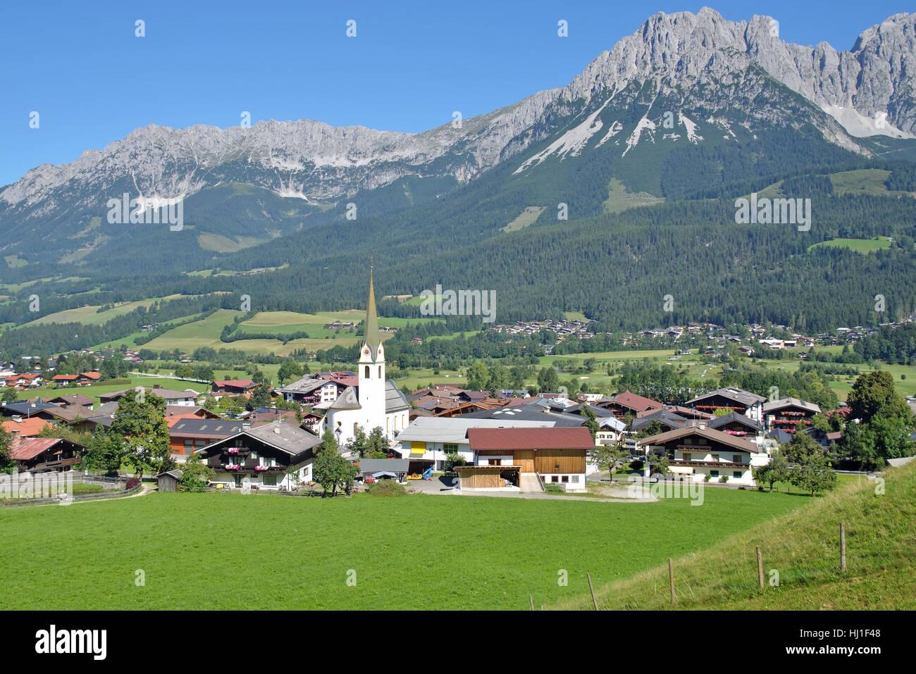 Wetter Ellmau Tirol