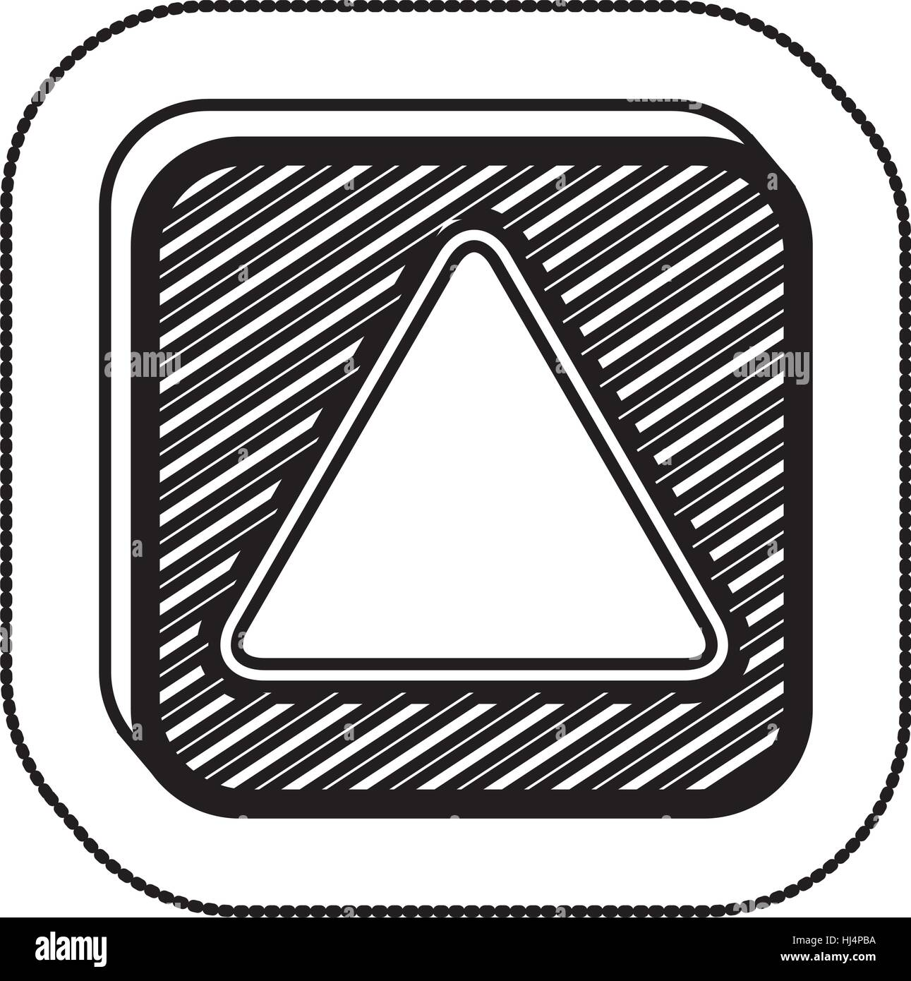 Empty square icon icon vector illustration graphic design stock empty square icon icon vector illustration graphic design buycottarizona Gallery