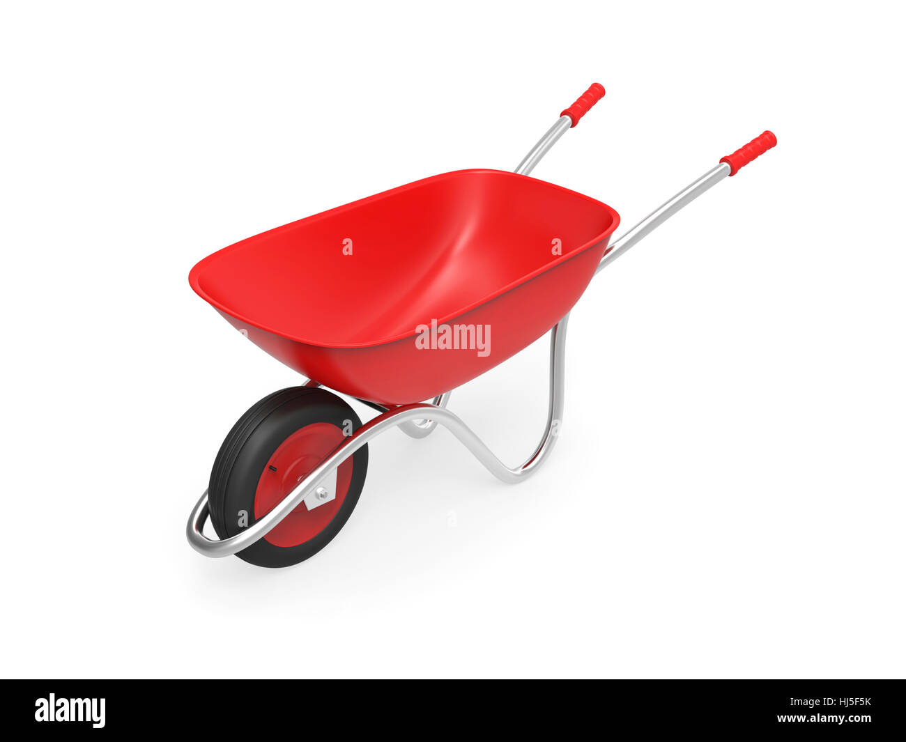 Stock Photo   Tool, Transport, Gardening, Equipment, Wheelbarrow,  Construction, Tool
