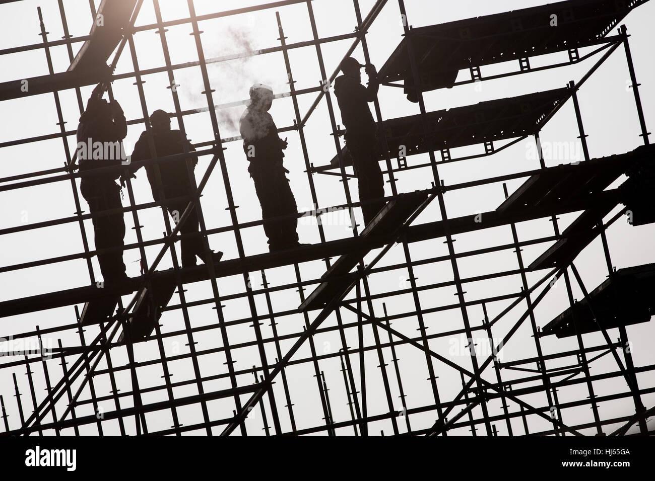 scaffold builders