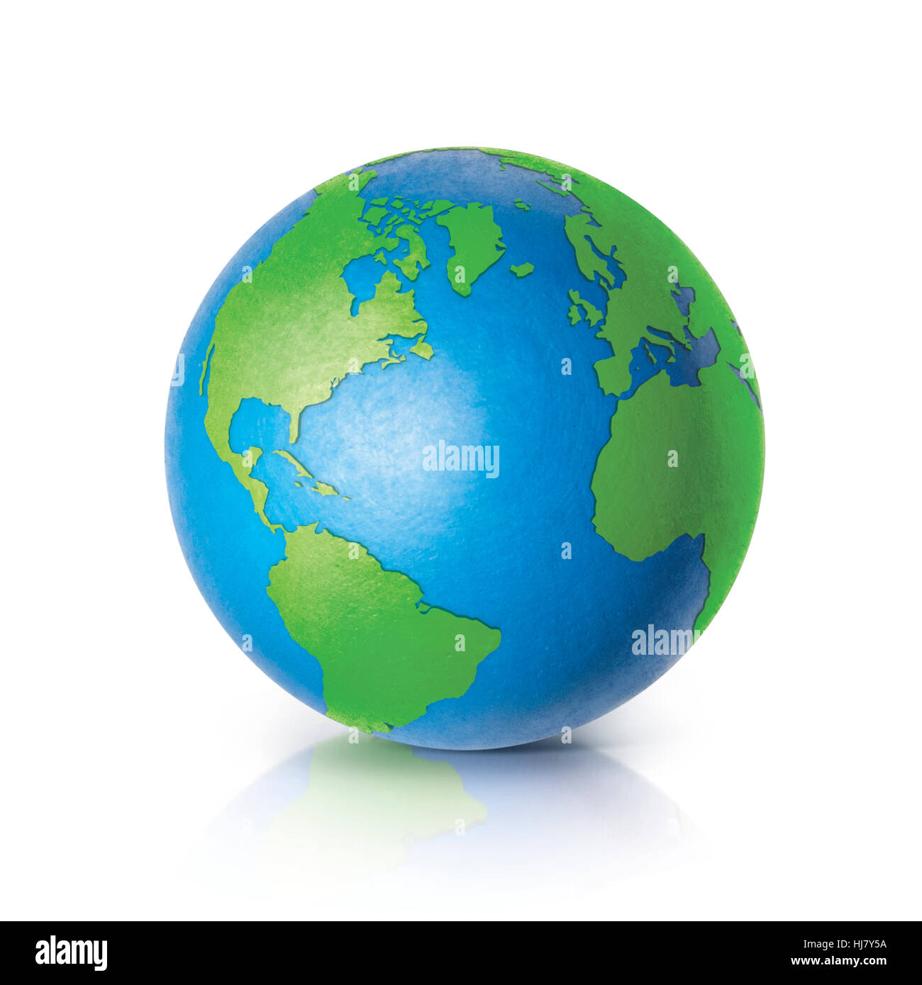 Saving earth cut out stock images pictures alamy color globe 3d illustration north and south america map on white background stock image nvjuhfo Choice Image